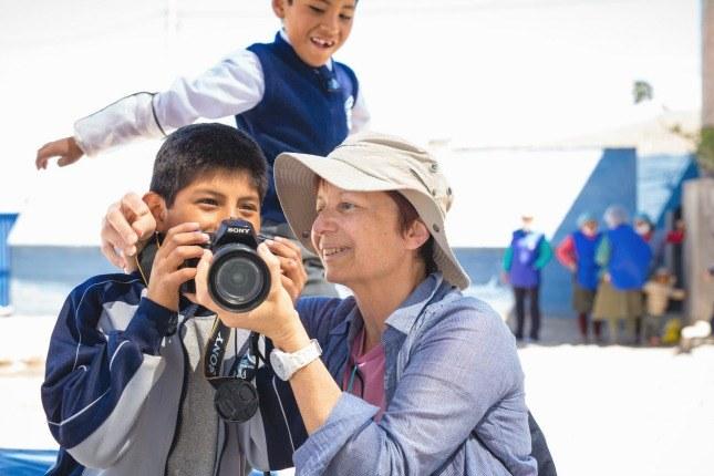 Top 5 de nos photos au Pérou : projet Visocial