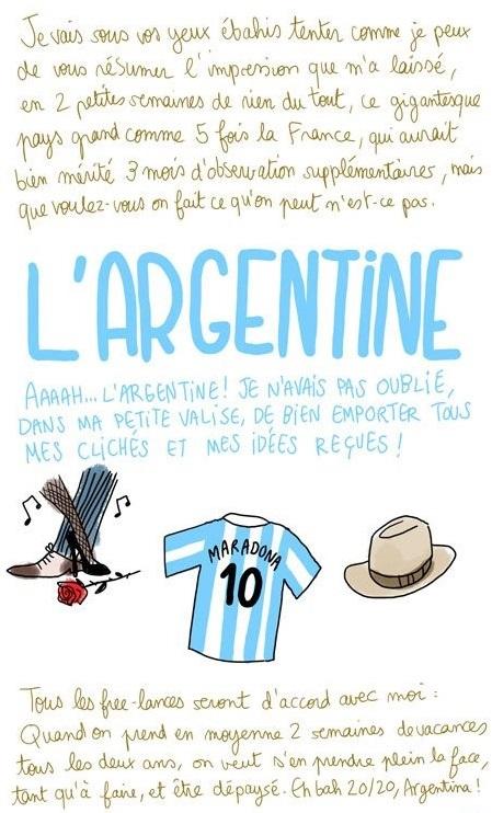 voyage argentine Penelope Bagieu 1a
