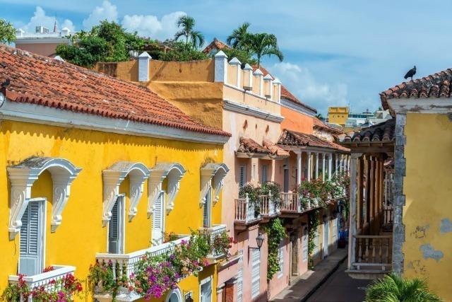 Carthagene Colombie