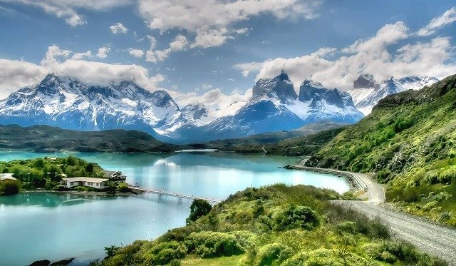 Lac-Pehoé-parc-national-Torres-del-Paine-Chili-1