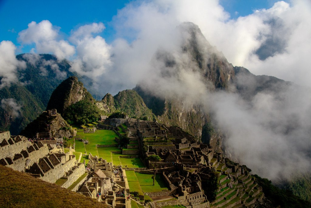 Nouvelles règles d'entrée au Machu Picchu